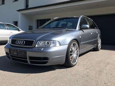 gebraucht Audi S4 Avant 2.7 quattro