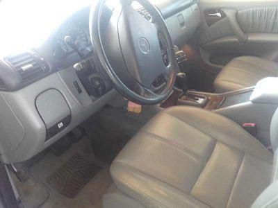 gebraucht Mercedes ML270 M-KlasseSUV / Geländewagen,