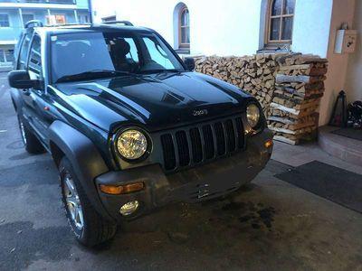 gebraucht Jeep Cherokee 2,5 Sport Plus CRD TD SUV / Geländewagen,