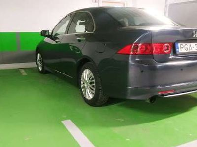 gebraucht Honda Accord 2,4 i-VTEC Type S Navi Aut.