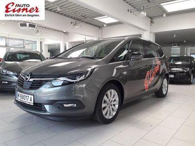 gebraucht Opel Zafira Zafira 1,6 TurboPlus Start/Stop Van