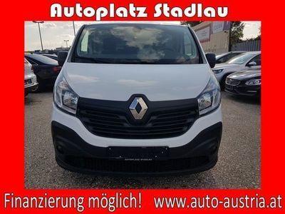 gebraucht Renault Trafic L1H1 2,8t dCi 120 *FINANZIERUNG MÖGLICH!