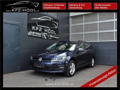gebraucht VW Golf Variant Comfortline 4MOTION TDI