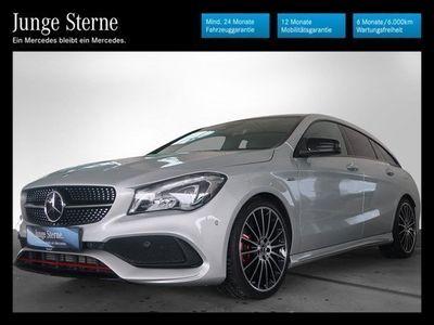gebraucht Mercedes CLA250 Shooting Brake Sport 4MATIC Aut. *AMG-Line*Neupreis 73.598.-*