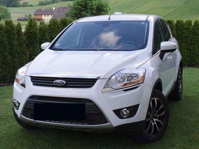 gebraucht Ford Kuga 2,0 Titanium 4x4 TDCI DPF