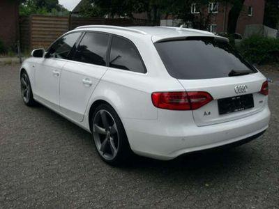 gebraucht Audi A4 Avant 2.0 TDI DPF, S line