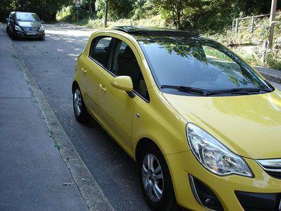 gebraucht Opel Corsa 1,3 diesel Klein-/ Kompaktwagen,