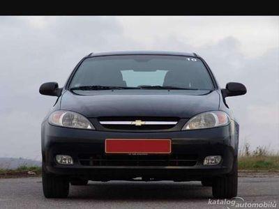 gebraucht Chevrolet Lacetti 2,0 TCDi CDX Aut.