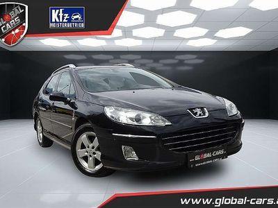 gebraucht Peugeot 407 SW Premium 2,0 HDI 136 (FAP) Kombi / Family Van