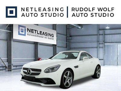 gebraucht Mercedes 180 SLCAMG Navi+LED+Airscarf+Klima+Pano-Variod. AMG Line