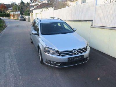 brugt VW Passat 2,0 TDI, DSG, Blue Motion, Trendline, Navi Kombi / Family Van,