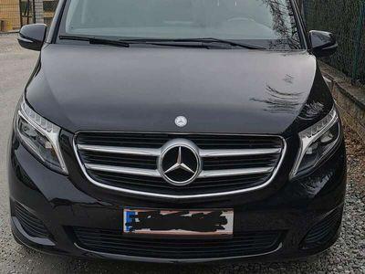 gebraucht Mercedes V220 CDI extralang