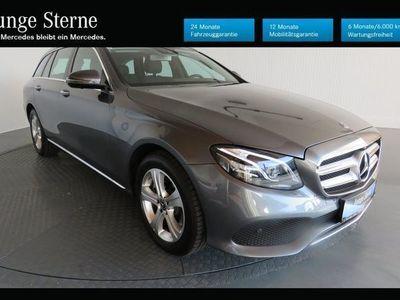 gebraucht Mercedes E220 T A- Edit. Avantg. 4M. NP: 79.900.-