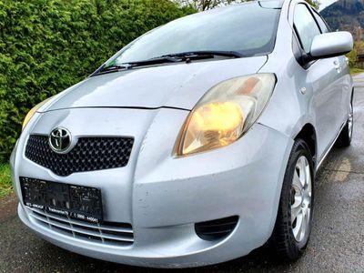 gebraucht Toyota Yaris Sol, Automatik, KLIMA, MFL mit NUR 29tkm !*