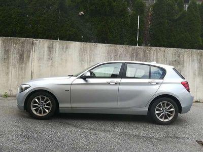 gebraucht BMW 118 1er-Reihe d - wenig Kilometer - neuer TÜV - neuer Service Limousine