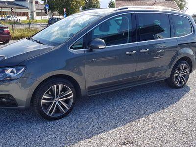 "gebraucht Seat Alhambra FR 2,0 TDI DSG 4WD, el. Tür, 18"" Alu"
