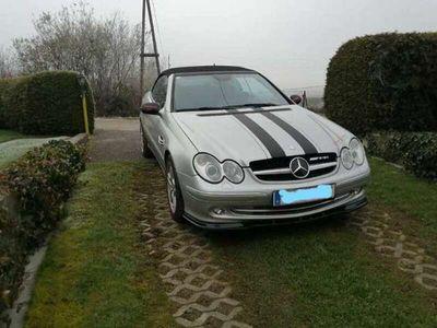 gebraucht Mercedes CLK200 Kompressor Cabrio Avantgarde