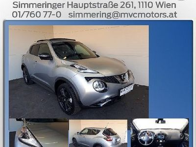 brugt Nissan Juke 1,2 DIG-T N-Connecta SUV / Geländewagen,