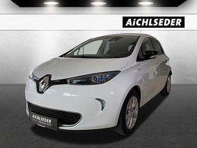 gebraucht Renault Zoe Limited Q90 41 kWh (Batteriemiete) Limousine