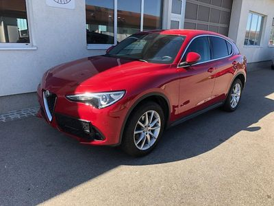 gebraucht Alfa Romeo Stelvio Super 2,2 ATX AWD 3x13990,-
