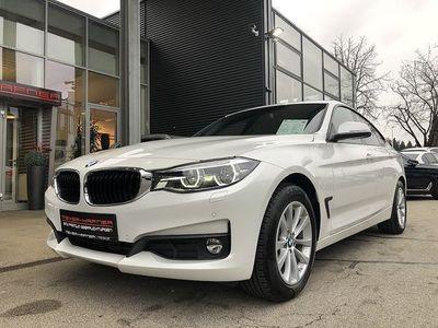 gebraucht BMW 318 Gran Turismo d Aut. Leder, Navi Prof, Hifi, Alarm