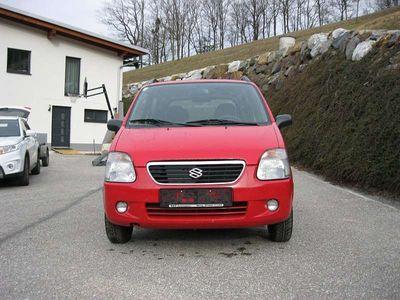 gebraucht Suzuki Wagon R+ 1,3 GL 4 WD Kombi / Family Van