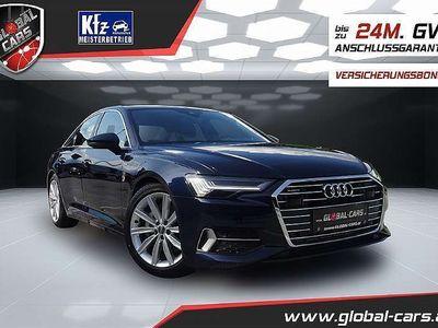 gebraucht Audi A6 50TDI Limo*Q*S LINE*B+O*HD MATRIX*MEGAVOLL!!! Limousine