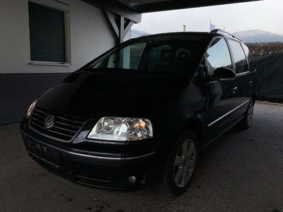 gebraucht VW Sharan 1.9 4Motion Kombi / Family Van