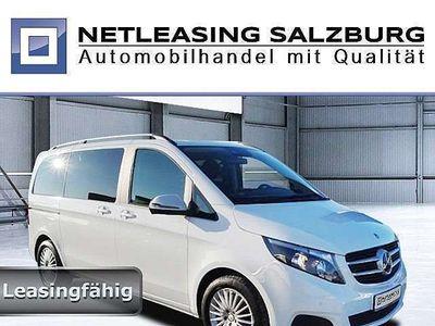 brugt Mercedes V220 BT Kompakt+Comand+DAB+Spur+Fondklima+Kamer