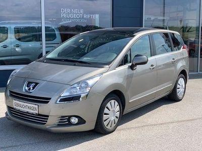 gebraucht Peugeot 5008 2,0 HDI Professional Line FAP