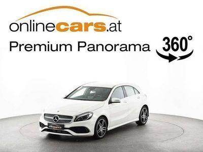 gebraucht Mercedes A180 A-Klassed Aut. AMG-STYLE PAKET NAV LED R... Limousine,