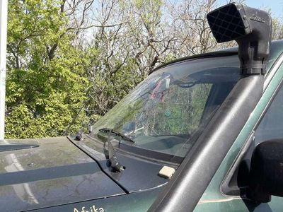 gebraucht Nissan Patrol GR Wagon 3,0 16V Comfort TD