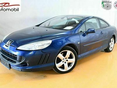 gebraucht Peugeot 407 Exclusive 2,7 V6 HDI