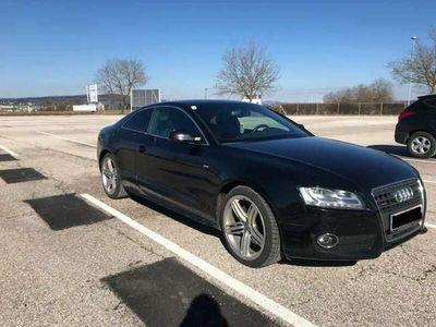 gebraucht Audi A5 Coupé 2,0 T FSI quattro