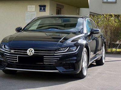 gebraucht VW Arteon 2.0 TDI DSG R-Line Vollausstattung Limousine