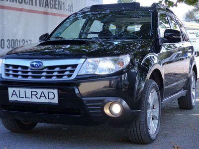 gebraucht Subaru Forester 2,0D XS AHK + PANO + SR + WR + SHzG Pickerl NEU