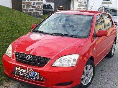 gebraucht Toyota Corolla Diesel Limousine