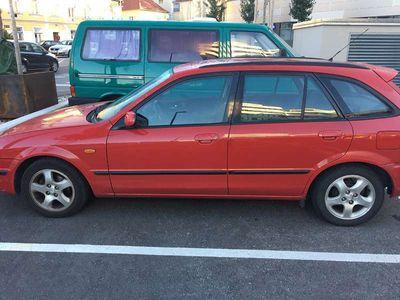 gebraucht Mazda 323 F/2.0DiTD/JUBILÄUM Kombi / Family Van