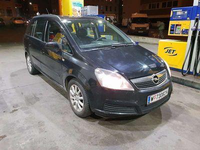 brugt Opel Zafira 1.9d Kombi / Family Van,