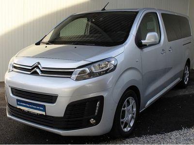 gebraucht Citroën Spacetourer BlueHDI 180 S&S EAT8 XL Business 2x Schiebetür N