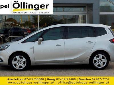 gebraucht Opel Zafira Innovation 1.6 CDTI Viele Extras !!
