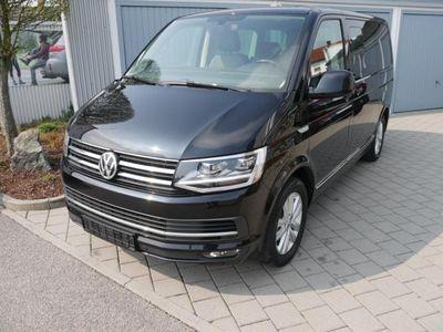 gebraucht VW Multivan T62.0 TDI DPF DSG HIGHLINE KR * BMT AHK LEDER/ALC...