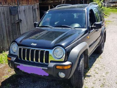 gebraucht Jeep Cherokee 2,5 Limited CRD TD