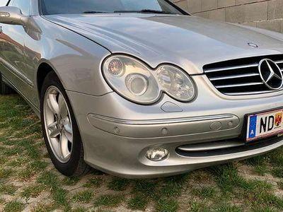 gebraucht Mercedes CLK270 cdi avantgarde Sportwagen / Coupé