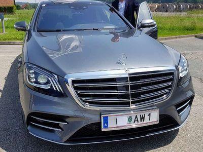 gebraucht Mercedes S400 S-Klassed LANG 4Matic AMG NP160.000 Liege-Sitz Limousine