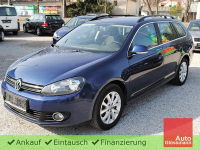 gebraucht VW Golf Variant Rabbit 2012 BMT 1,6 TDI DPF