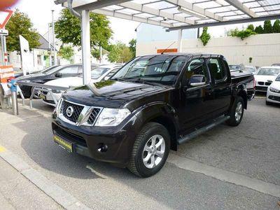 gebraucht Nissan Navara Double Cab SE 2,5 dCi 4x4 DPF Aut.