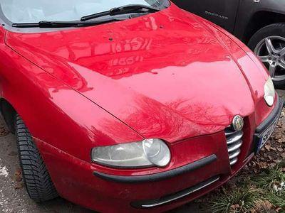 gebraucht Alfa Romeo 147 1,6 Klein-/ Kompaktwagen