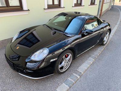 gebraucht Porsche Cayman S 3,4 Sportwagen / Coupé,