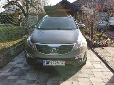 gebraucht Kia Sportage Active 2,0 CRDi 4WD DPF SUV / Geländewagen